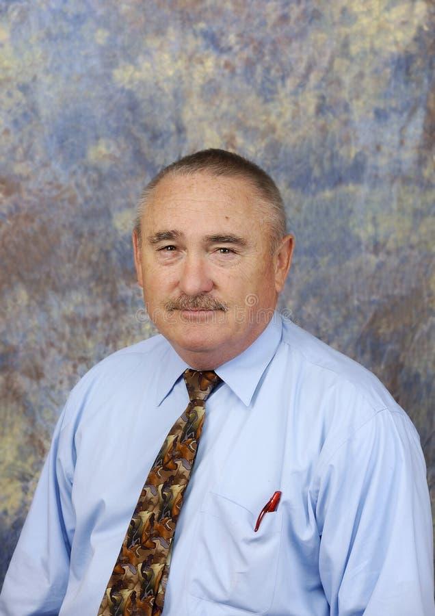Businessman portrait stock photos