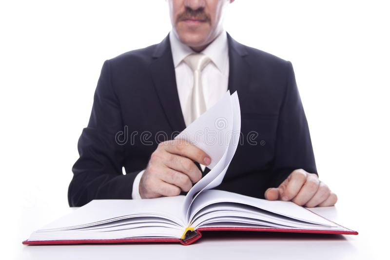 Business education concept royalty free stock photo