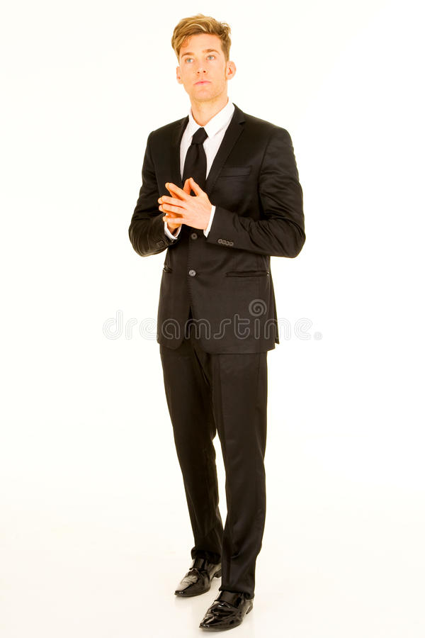 Download Businessman standing stock image. Image of person, indoor - 39665043