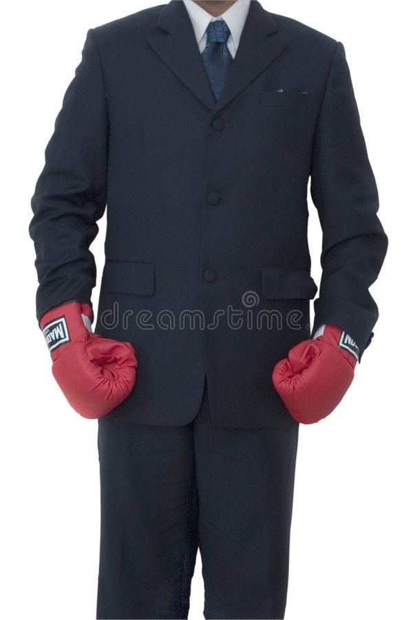 Download Businessman Standing Tall Royalty Free Stock Photography - Image: 154877