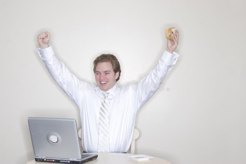 Businessman success stock images