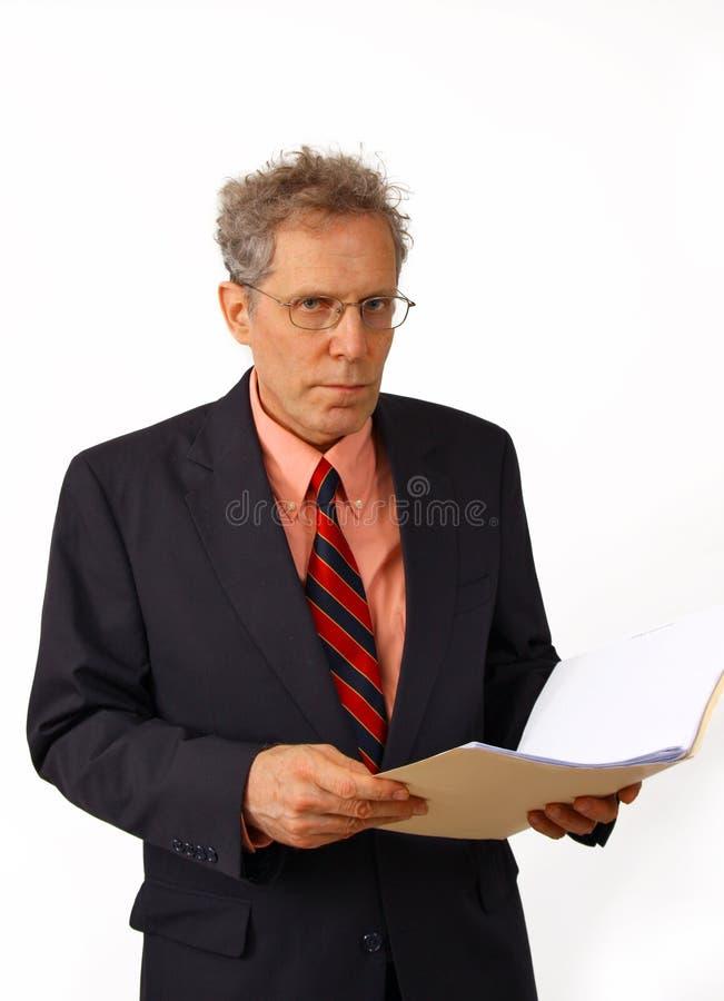 businessman suit στοκ εικόνα