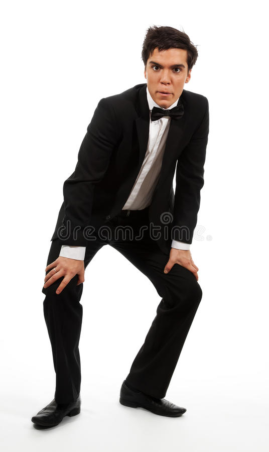 Download Businessman take a respite stock image. Image of discontented - 18115059