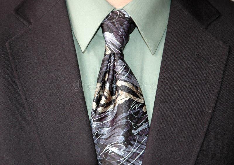Download Businessman tie stock photo. Image of economy, neck, stocks - 8332