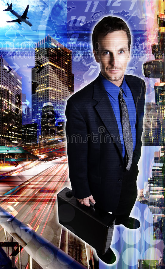 Download Businessman Travel Stock Photos - Image: 7501433