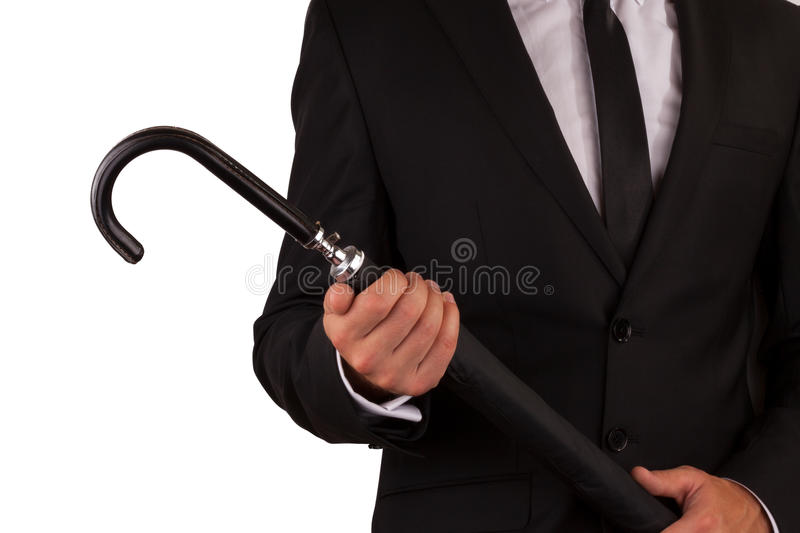 Download Businessman with Umbrella stock image. Image of image - 28082067