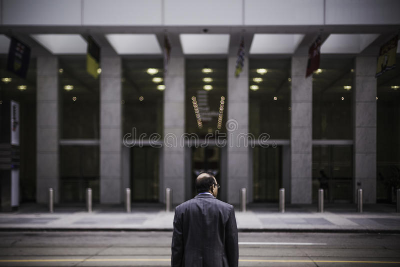 Businessman On Urban Street Free Public Domain Cc0 Image