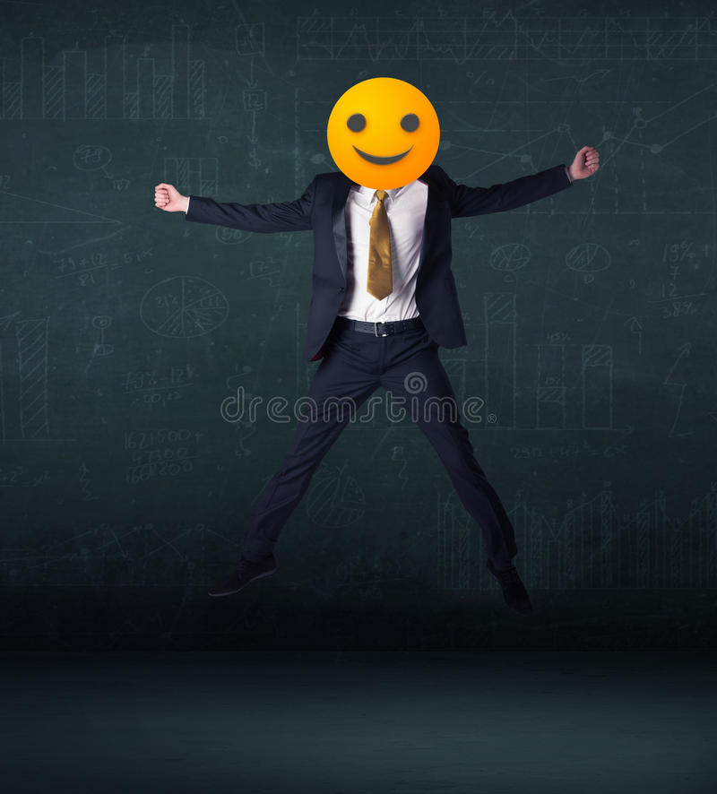 Yellow Funny Smiley Stock Photo. Image Of Funny, Bright