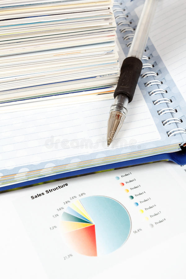 Download Businessman workplace stock image. Image of figures, office - 33736789