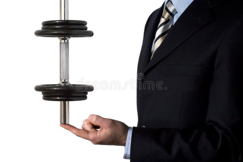 Download Businessman01 foto de stock. Imagem de bodybuilder, executivo - 536218