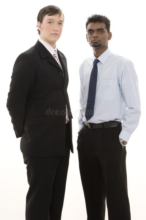 Businessmen 1 Stock Photo