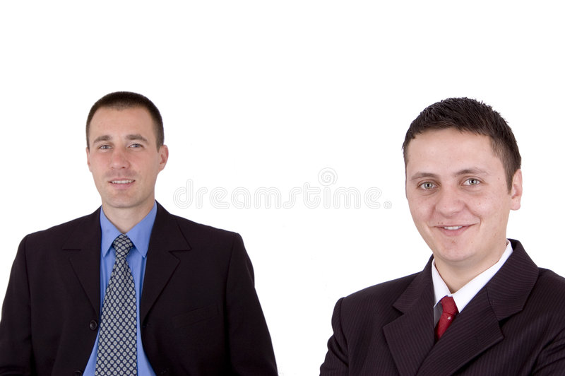 Businessmen Royalty Free Stock Image