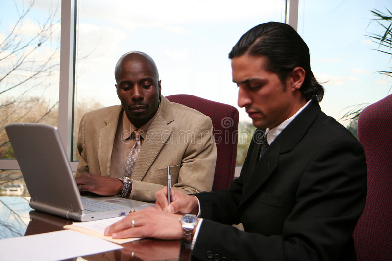 Download Businessmen Stock Photo - Image: 1704300