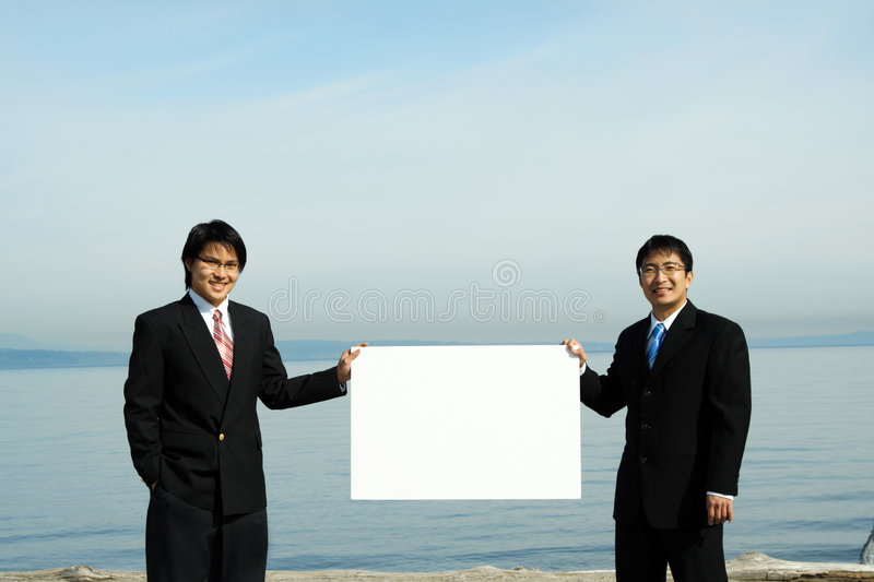 Download Businessmen stock image. Image of card, notice, asian - 2545739