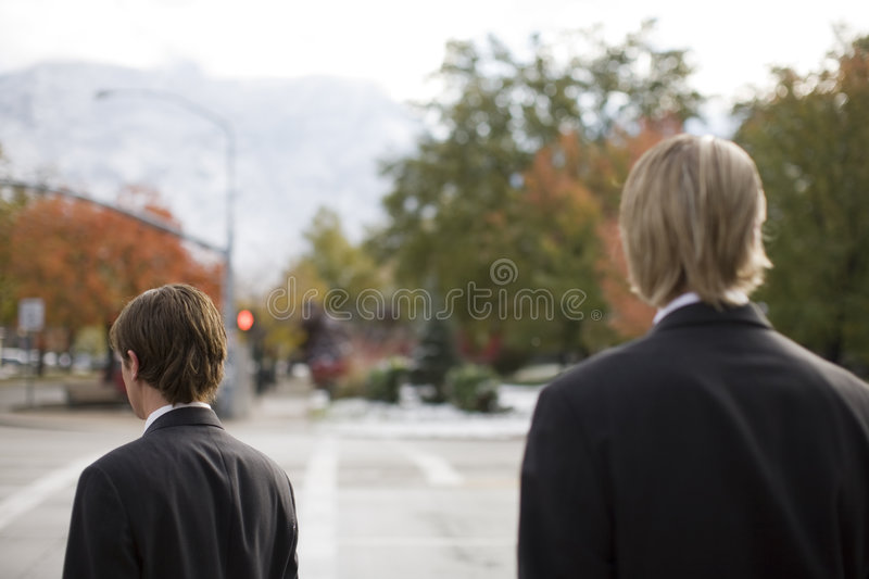 Download Businessmen stock photo. Image of young, worker, together - 4171402