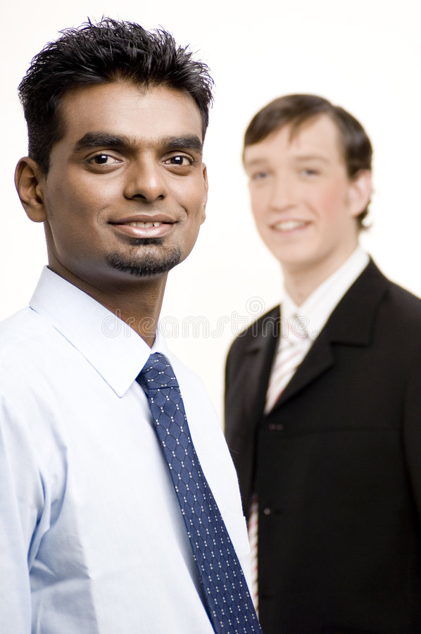 Download Businessmen 7 stock photo. Image of blurred, people, white - 255746