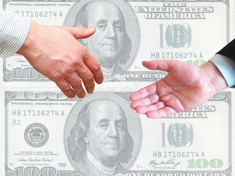 Download Businessmen Shaking Hands Stock Photos - Image: 4505773
