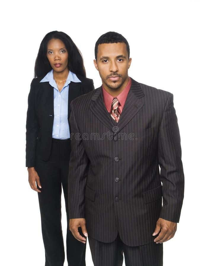 Businesspeople - βέβαιο στοκ εικόνες με δικαίωμα ελεύθερης χρήσης