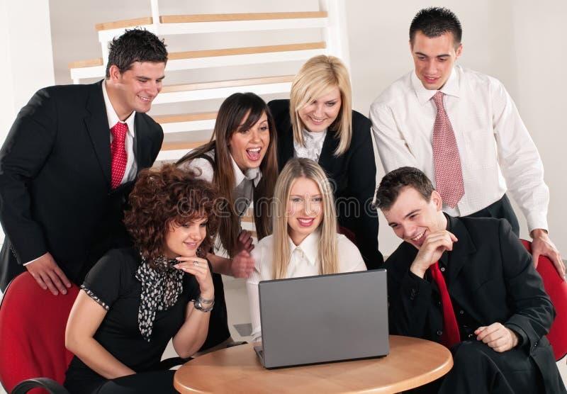 Businesspeople stock afbeeldingen