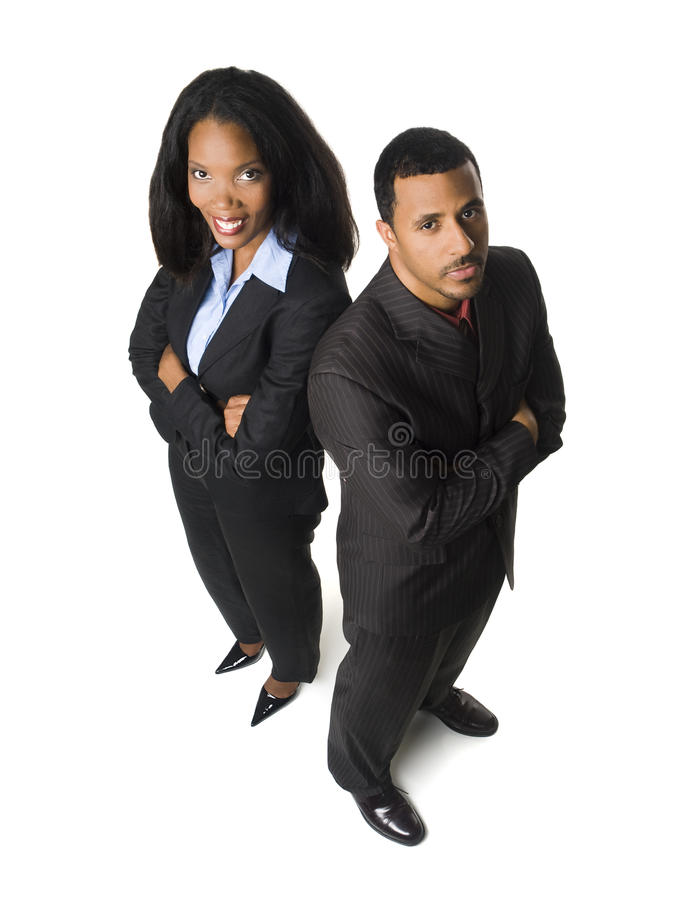 Free Businesspeople - Glass Ceiling Royalty Free Stock Photography - 16461217