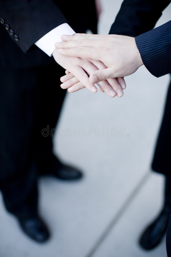 Download Businesspeople hands stock image. Image of male, attitude - 5356859