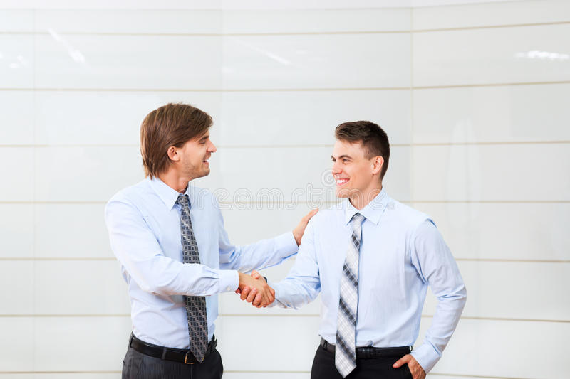 Businesspeople office stock photos