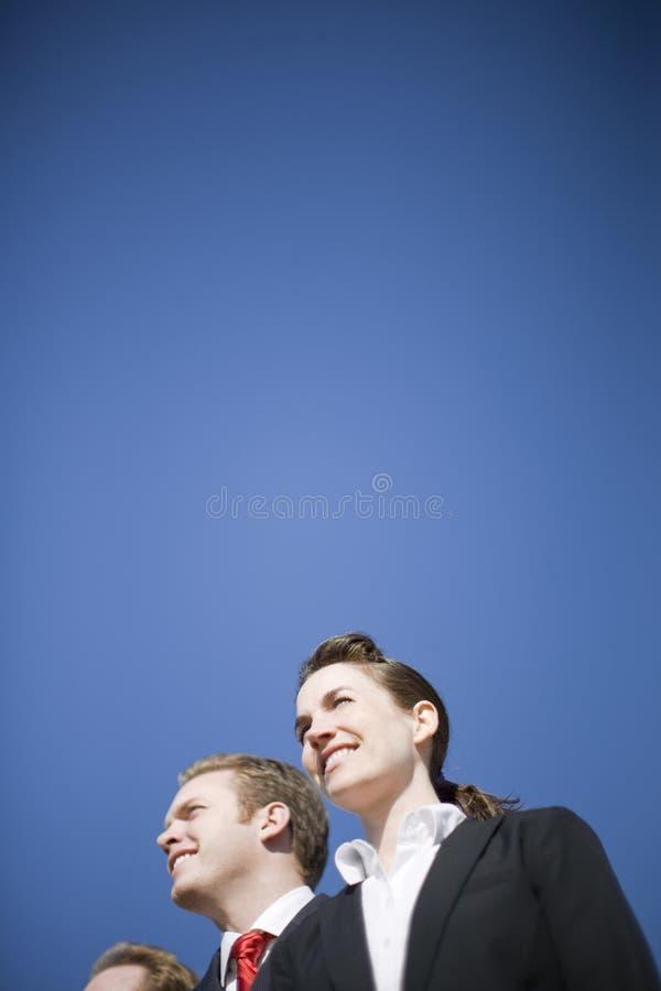 businesspeoplevision fotografering för bildbyråer