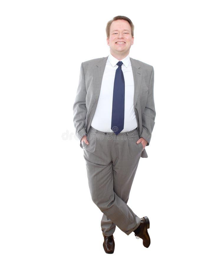 Businessperson royaltyfria bilder
