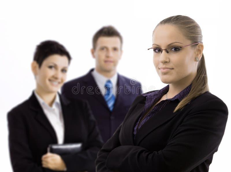 Businessteam fotos de stock