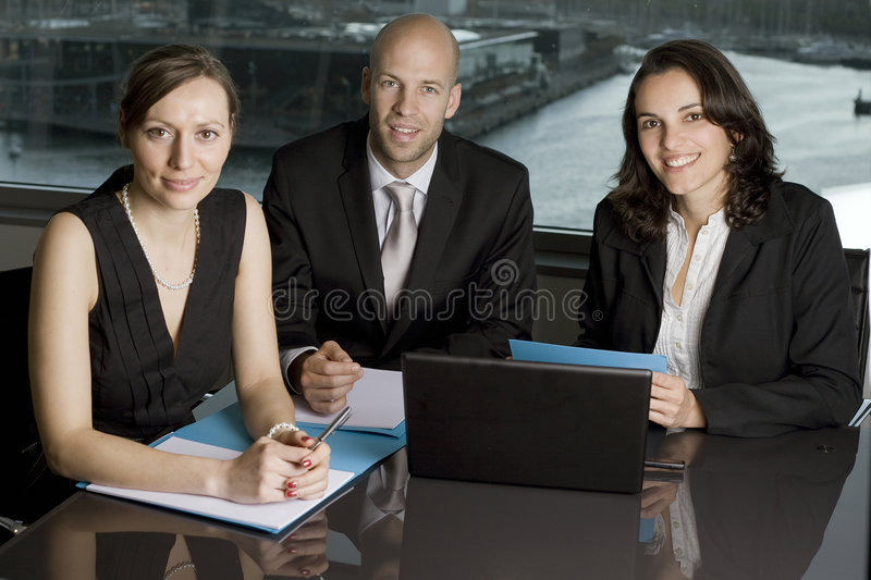 Download Businessteam Royalty Free Stock Images - Image: 9179969