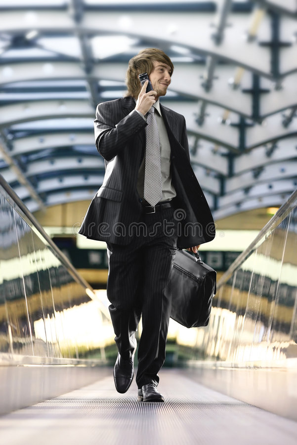 Download Businesstrip Stock Photo - Image: 8312600