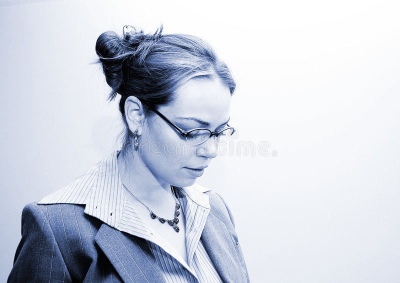Businesswoman-10 stock images