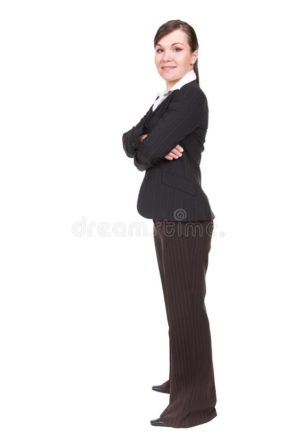 Download Businesswoman stock photo. Image of brunette, business - 11863004