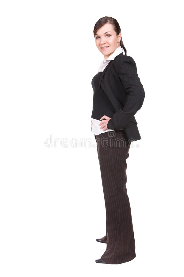 Download Businesswoman stock image. Image of attractive, isolated - 11863009