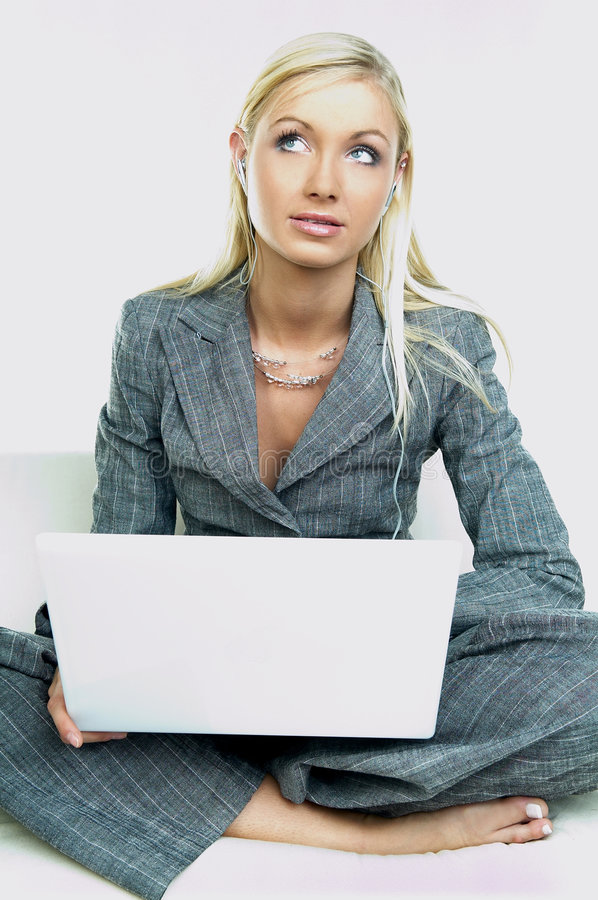 Download Businesswoman stock image. Image of pretty, corporate - 1222951