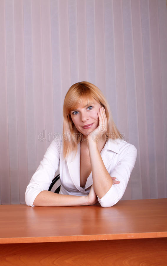 Download Businesswoman stock photo. Image of corporate, education - 12279782