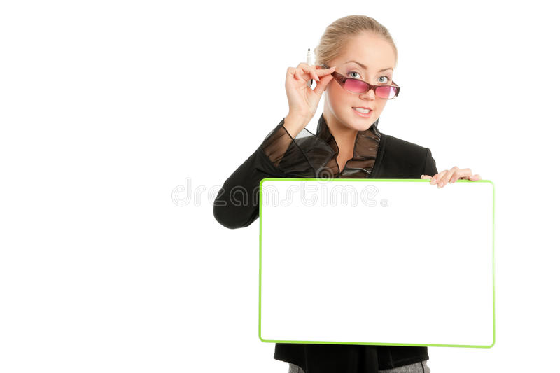 Download Businesswoman stock photo. Image of blouse, employee - 12661814