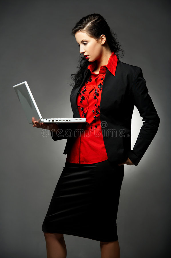 Download Businesswoman stock photo. Image of finance, close, businessperson - 1366158