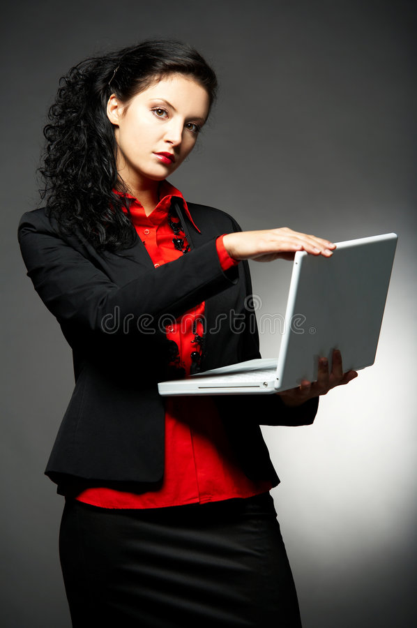 Download Businesswoman Stock Photo - Image: 1366160