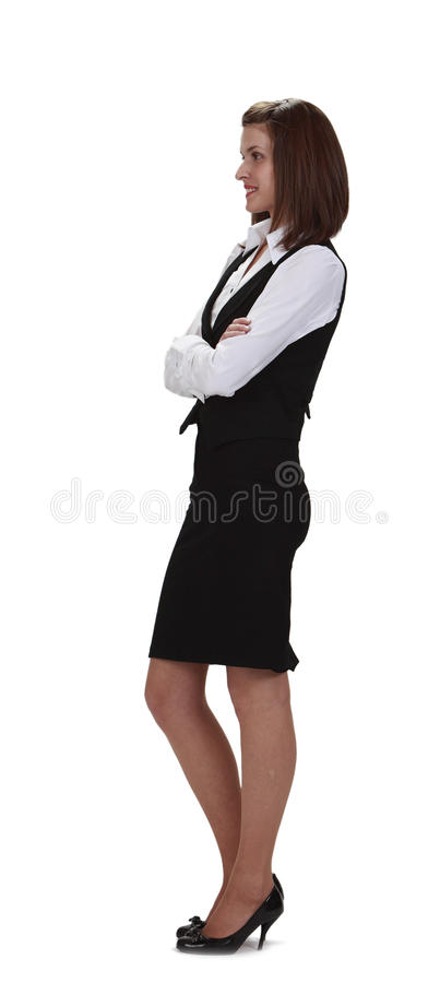 Download Businesswoman stock image. Image of confident, expression - 17369541