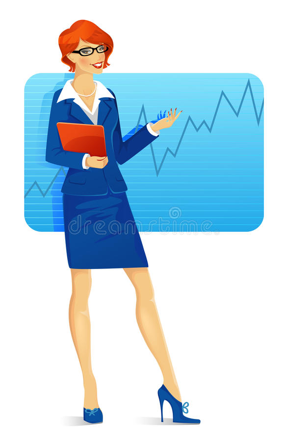 Free Businesswoman Stock Photography - 18061662