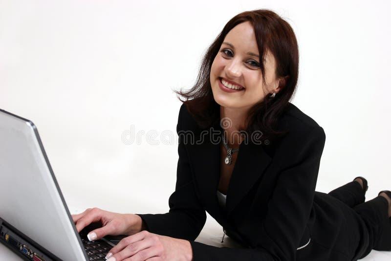 Download Businesswoman zdjęcie stock. Obraz złożonej z dama, praca - 194250