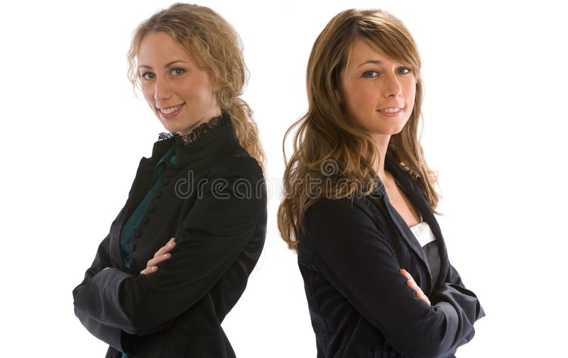businesswoman 2 fotografia stock