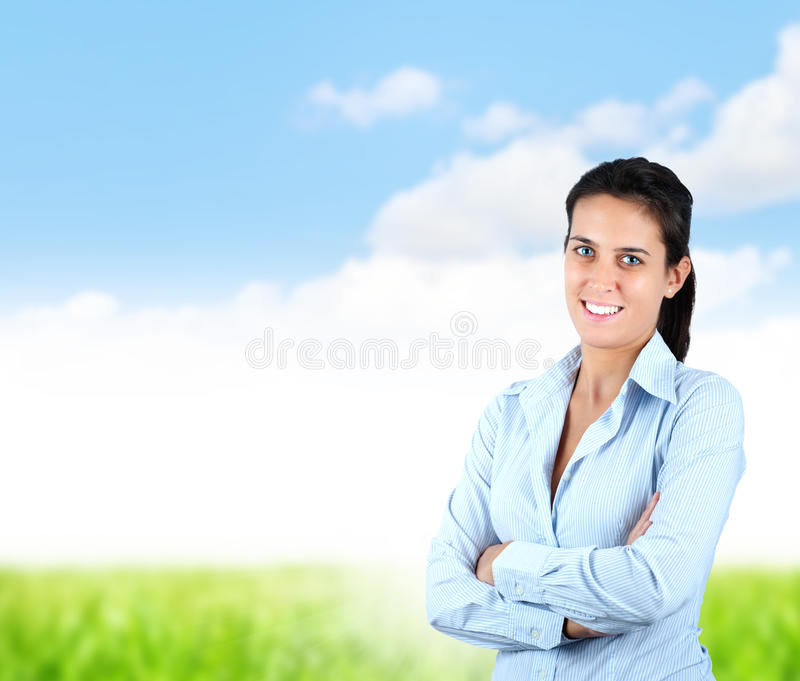 Download Businesswoman Stock Photography - Image: 22106902