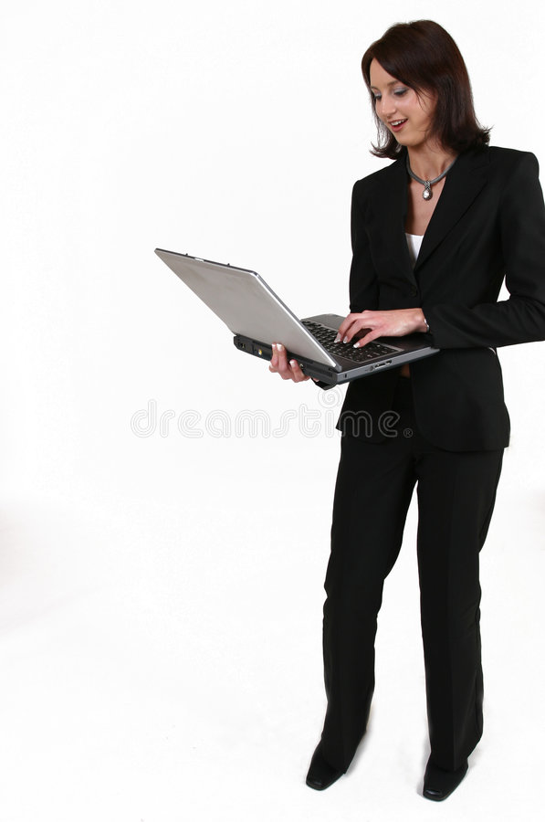 Download Businesswoman stock photo. Image of listening, business - 295242