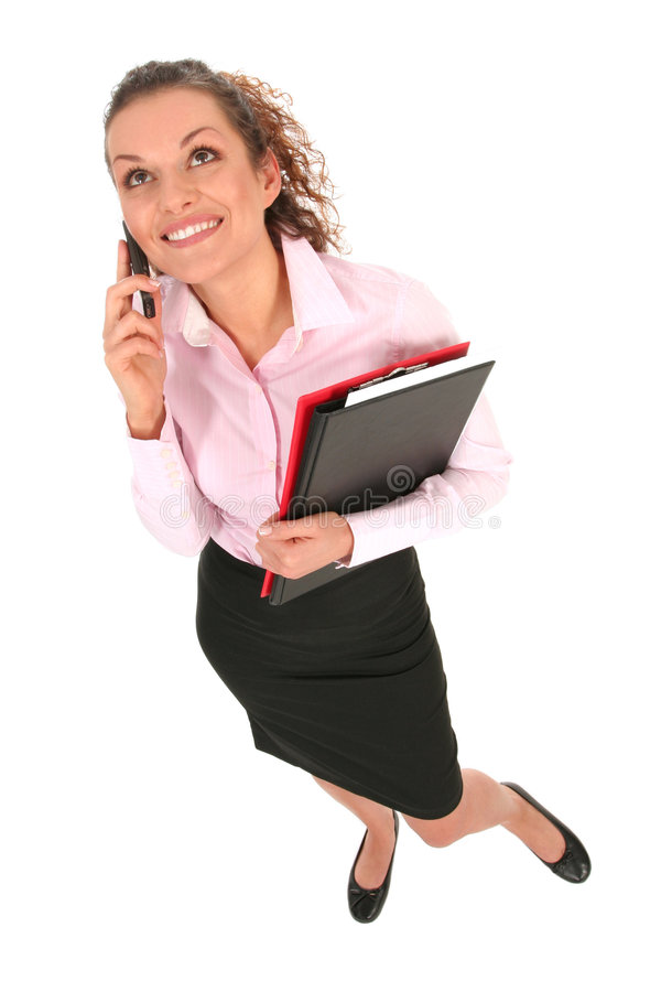 businesswoman obrazy royalty free