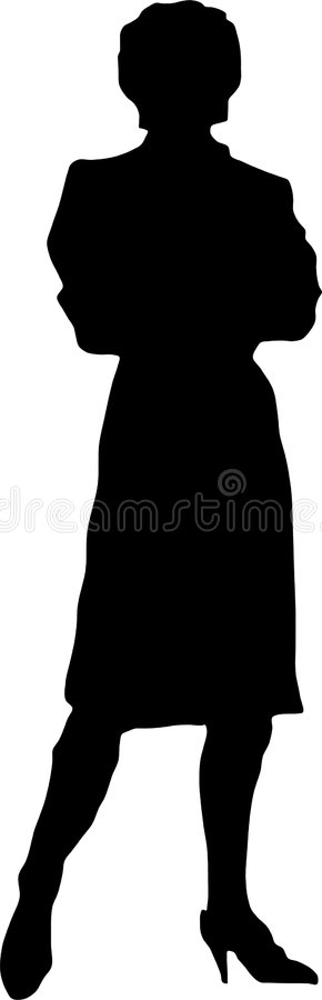 Download Businesswoman stock vector. Image of graphics, woman, career - 4756614