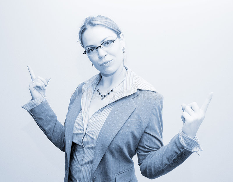 Businesswoman-6 Image stock