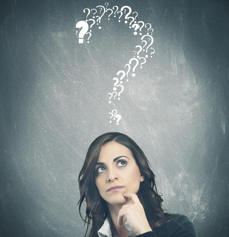Download Question mark stock image. Image of opportunity, concept - 30207427