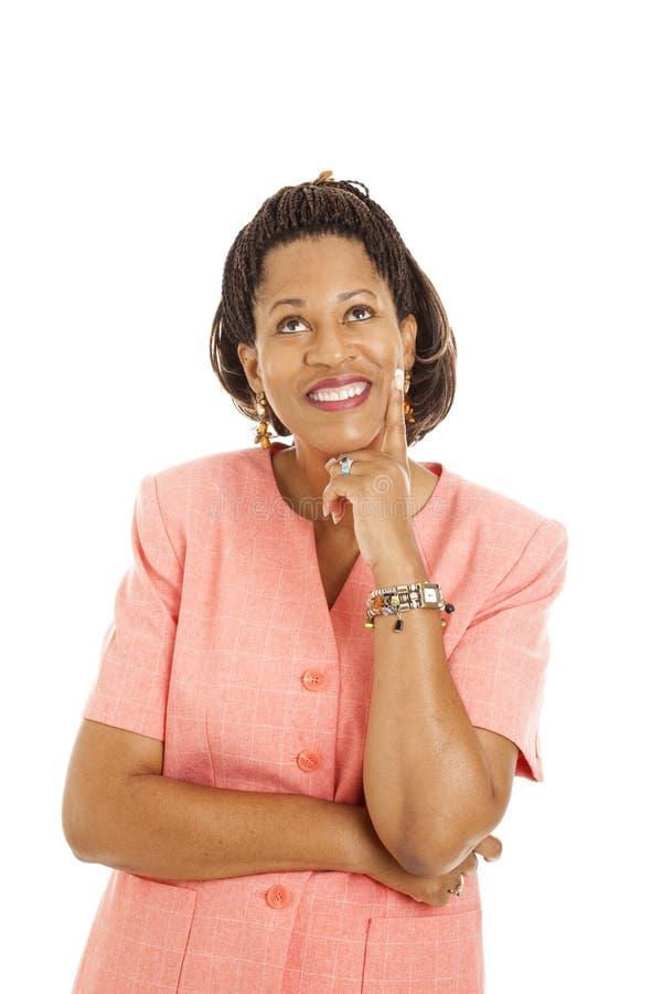 Download Businesswoman - Imagination Stock Image - Image of intelligent, confident: 15134431